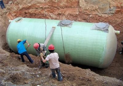 fiberglass Sewage Pipe and Tanks
