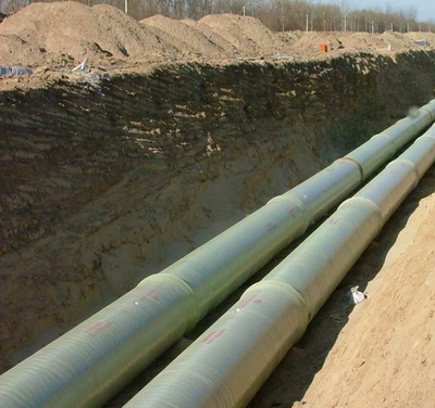 frp Sewage Pipe and Tanks
