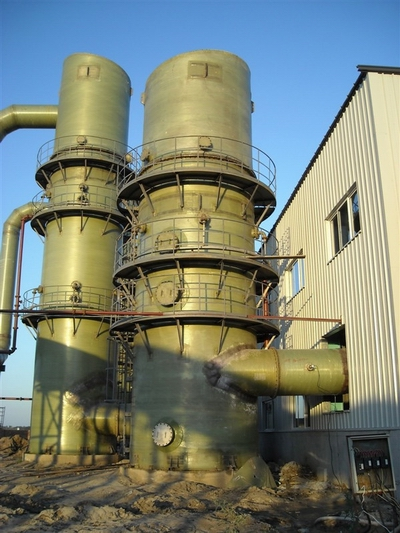FumeFiberglas Ducts and Scrubbers (1)