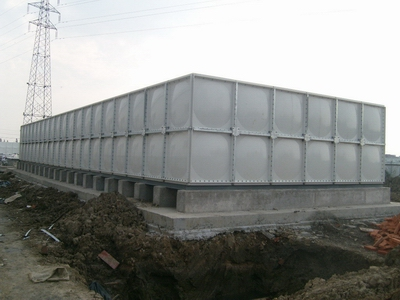 Frp Sectional water stage tanks