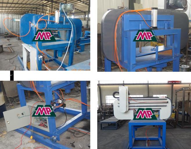 Automatic profile cutting machine hebei maple frp